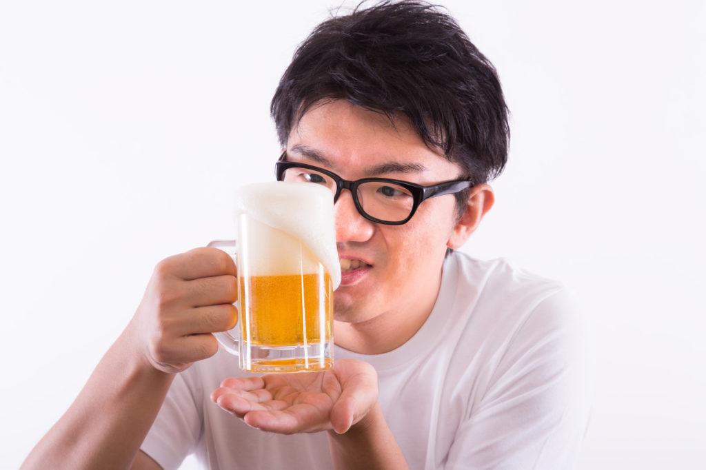 ビール 苦手