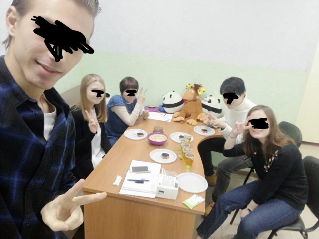 ロシア人 日本人