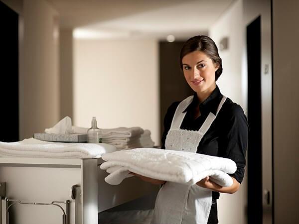 ホテル 清掃
